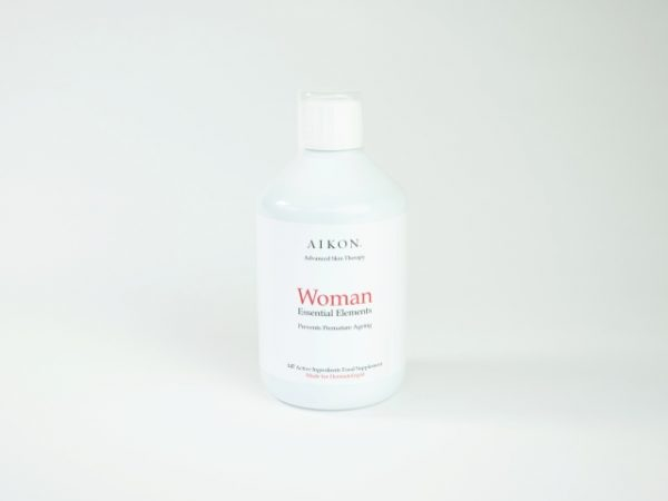 WOMAN, ESSENTIAL ELEMENTS, 500 ML