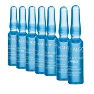 Cold Cream Marine Koncentrat za občutljivo kožo v ampulah